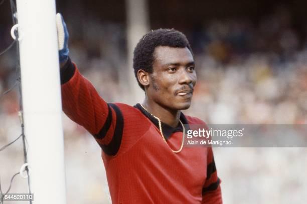 Joseph Antoine BELL Cameroun / Nigeria Finale CAN Abidjan Photo Alain De Martignac / Icon Sport