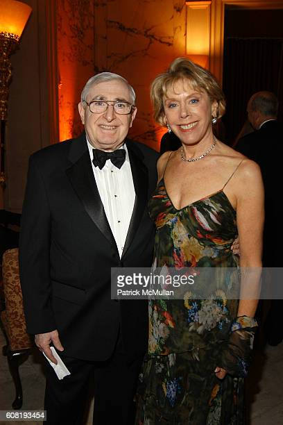 Joseph Antonuccio and Carol Tweedy attend STEVEN ANGELA KUMBLE'S Wedding Celebration at Metropolitan Club on April 13 2007 in New York City