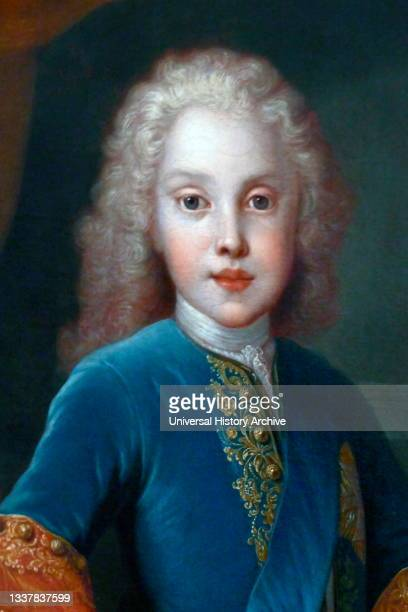 Joseph Augustus Wilhelm , son of King Augustus III of Poland, Prince of Poland painted by Louis de Silvestre the Younger, ca. 1727. Joseph Augustus...