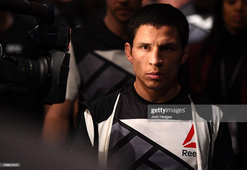 UFC Fight Night Las Vegas: Hendricks vs Thompson