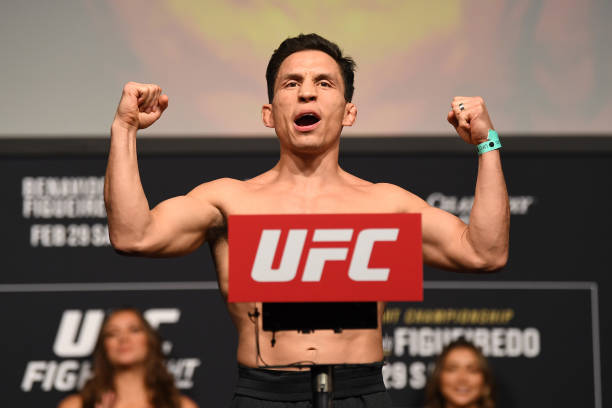 VA: UFC Fight Night Benavidez v Figueiredo: Weigh-Ins