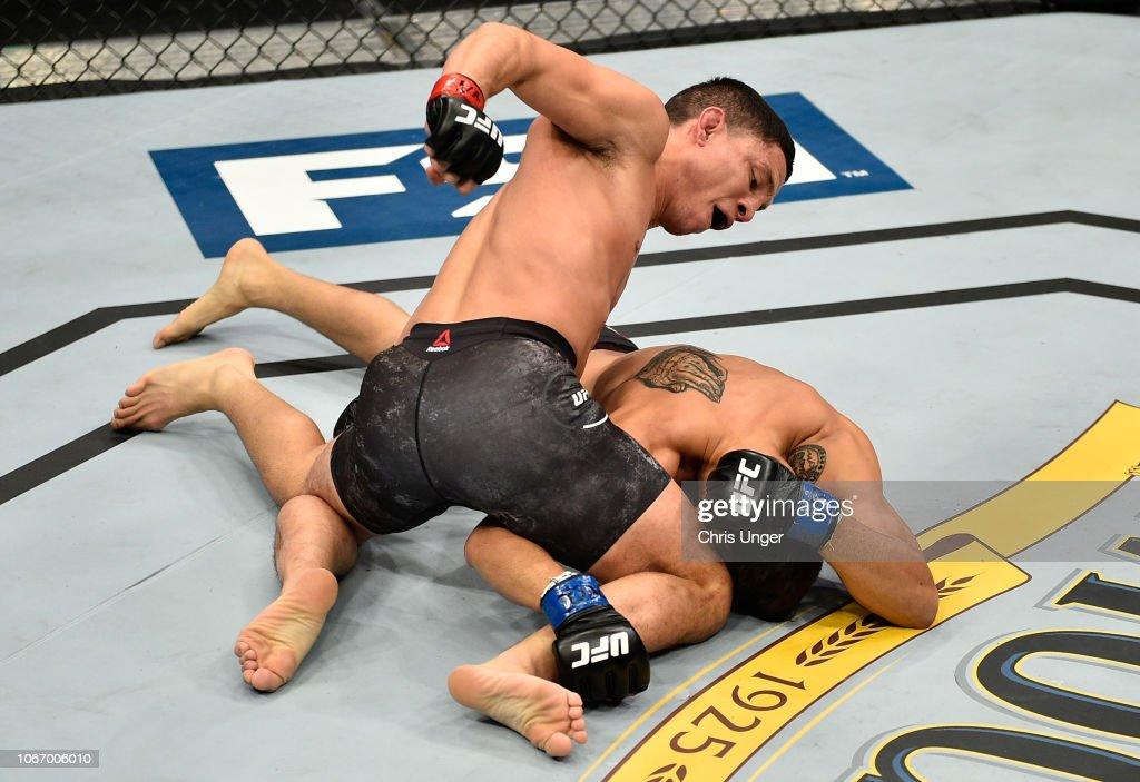 The Ultimate Fighter Finale: Benavidez v Perez : News Photo