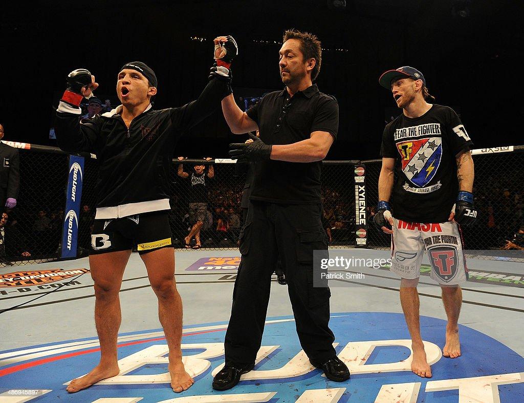 UFC 172 - Jones v Teixeira