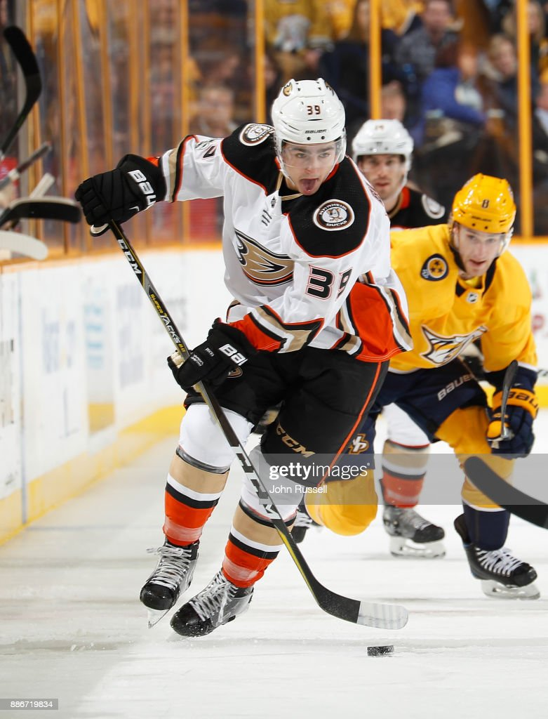 Anaheim Ducks v Nashville Predators