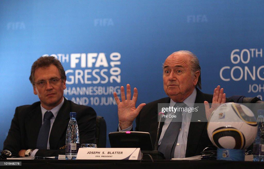60th FIFA Congress-2010 FIFA World Cup