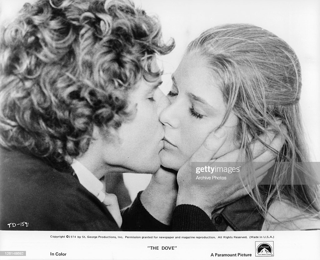 0496c6bb672 Joseph Bottoms And Deborah Raffin kiss in a scene from the film  The ...