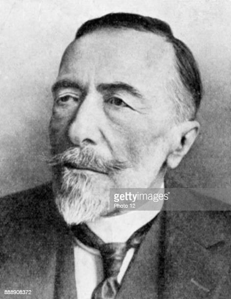 Joseph Conrad Polishborn British novelist
