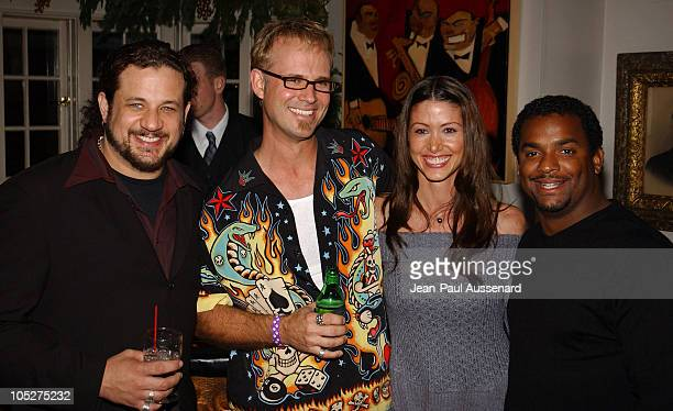 Joseph D Reitman George Gray Shannon Elizabeth and Alfonso Ribeiro