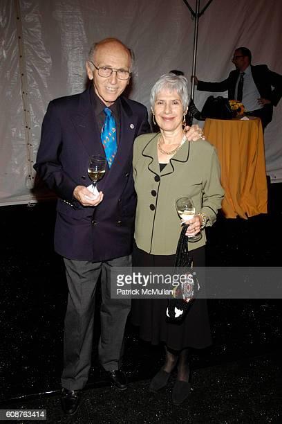 Joseph Dash and Janet Dash attend Cooper Hewitt Museum's National Design Awards Gala at Cooper Hewitt Museum on October 18, 2007 in New York City.