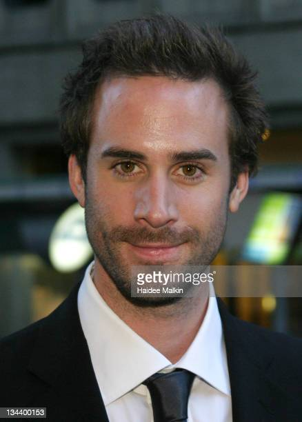 Joseph Feinnes during 2004 Toronto International Film Festival 'Merchant of Venice' Premiere Afterparty at Pangea in Toronto Canada