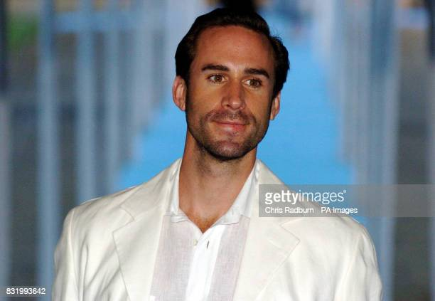 Joseph Fiennes arrives at the Raisa Gorbachev Foundation Russian Ball at Althorp House Northamptonshire PRESS ASSOCIATION Photo Picture date Saturday...