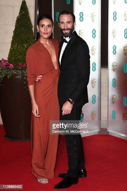 Joseph Fiennes attends the EE British Academy Film Awards Gala Dinner at Grosvenor House on February 10 2019 in London England