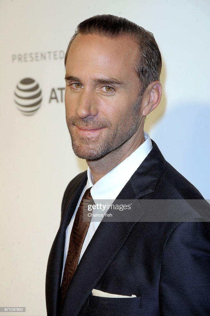 Joseph Fiennes attends 'The Handmaid's Tale' screening during 2017 Tribeca Film Festival at BMCC Tribeca PAC on April 21, 2017 in New York City.
