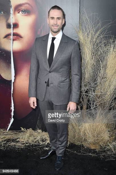 Joseph Fiennes attends The Handmaid's Tale Season 2 Premiere at TCL Chinese Theatre on April 19 2018 in Hollywood California