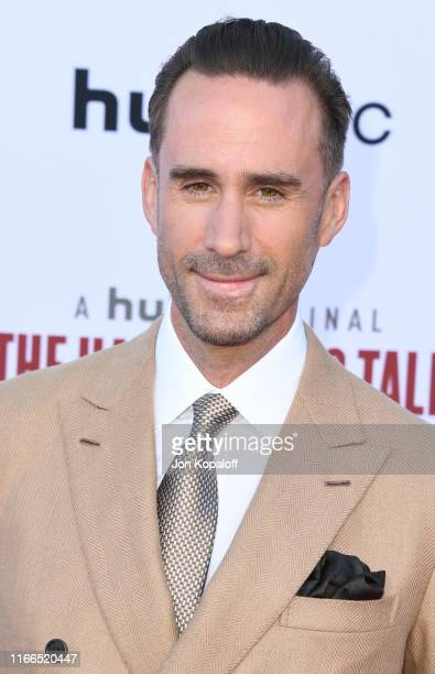 Joseph Fiennes attends the Hulu's The Handmaid's Tale Celebrates Season 3 Finale at Regency Village Theatre on August 06 2019 in Westwood California