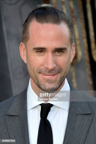 Joseph Fiennes attends the premiere of Hulu's 'The Handmaid's Tale' Season 2 at TCL Chinese Theatre on April 19 2018 in Hollywood California