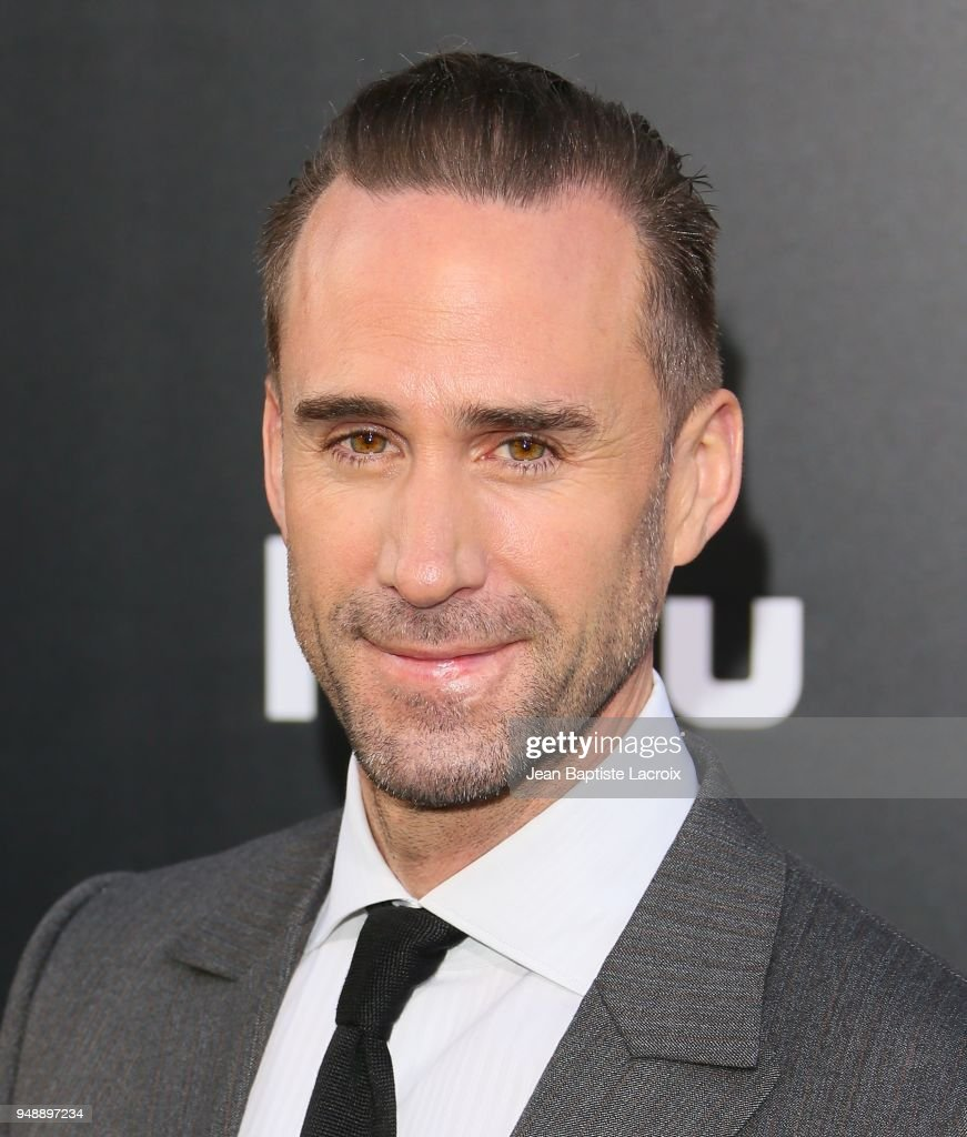 Joseph Fiennes attends the premiere of Hulu's 'The Handmaid's Tale' on April 19, 2018 in Hollywood, California.
