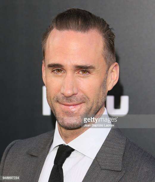 Joseph Fiennes attends the premiere of Hulu's 'The Handmaid's Tale' on April 19 2018 in Hollywood California
