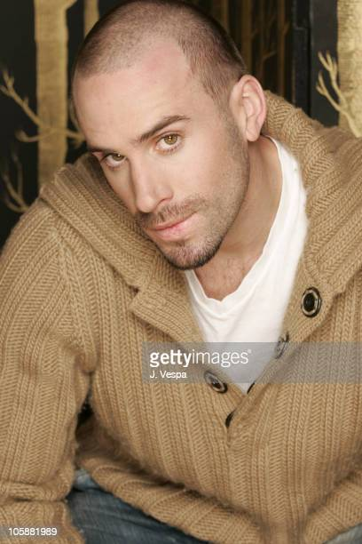 Joseph Fiennes during 2006 Sundance Film Festival 'The Darwin Awards' Portraits at HP Portrait Studio Presented By WireImage in Park City Utah United...