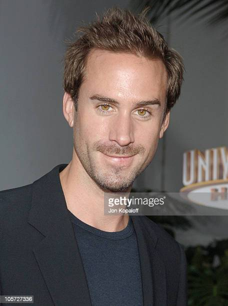 Joseph Fiennes during The Skeleton Key Los Angeles Premiere Arrivals at Universal City Walk in Universal City California United States