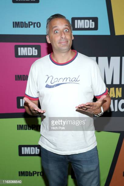 Joseph Gatto attends the #IMDboat at San Diego ComicCon 2019 Day Two at the IMDb Yacht on July 19 2019 in San Diego California