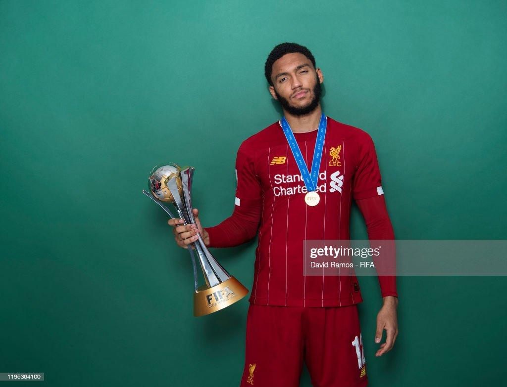 FIFA Club World Cup Winners Portrait Session : ニュース写真