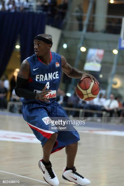 Joseph GOMIS France / Hongrie Match amical Stade Pierre de Coubertin Paris