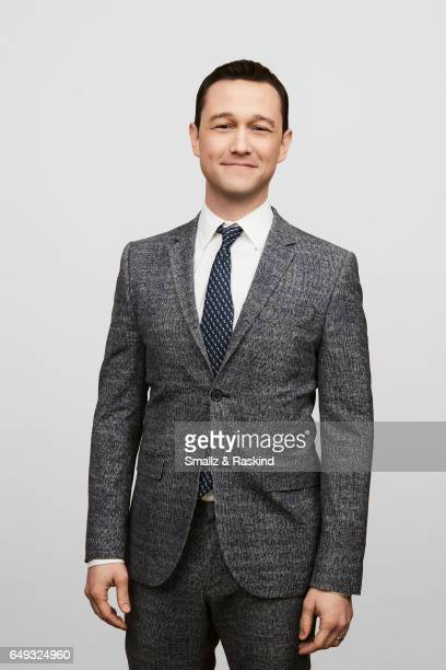 Joseph GordonLevett poses for portrait session at the 2017 Film Independent Spirit Awards on February 25 2017 in Santa Monica California