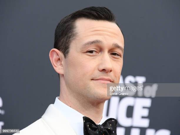 Joseph GordonLevitt arrives at the Comedy Central Roast Of Bruce Willis on July 14 2018 in Los Angeles California