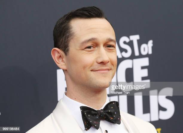 Joseph GordonLevitt arrives to the Comedy Central Roast of Bruce Willis held on July 14 2018 in Los Angeles California