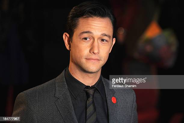 Joseph GordonLevitt attends a screening of Don Jon during the 57th BFI London Film Festival at Odeon West End on October 16 2013 in London England