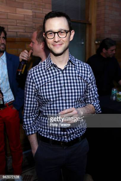 Joseph GordonLevitt attends the Berggruen Institute Hosts Unfolding Cities at Bradbury Building on April 4 2018 in Los Angeles California