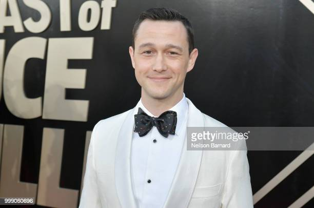 Joseph GordonLevitt attends the Comedy Central Roast of Bruce Willis at Hollywood Palladium on July 14 2018 in Los Angeles California