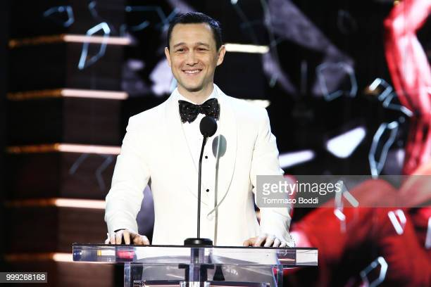 Joseph GordonLevitt attends the Comedy Central Roast Of Bruce Willis on July 14 2018 in Los Angeles California