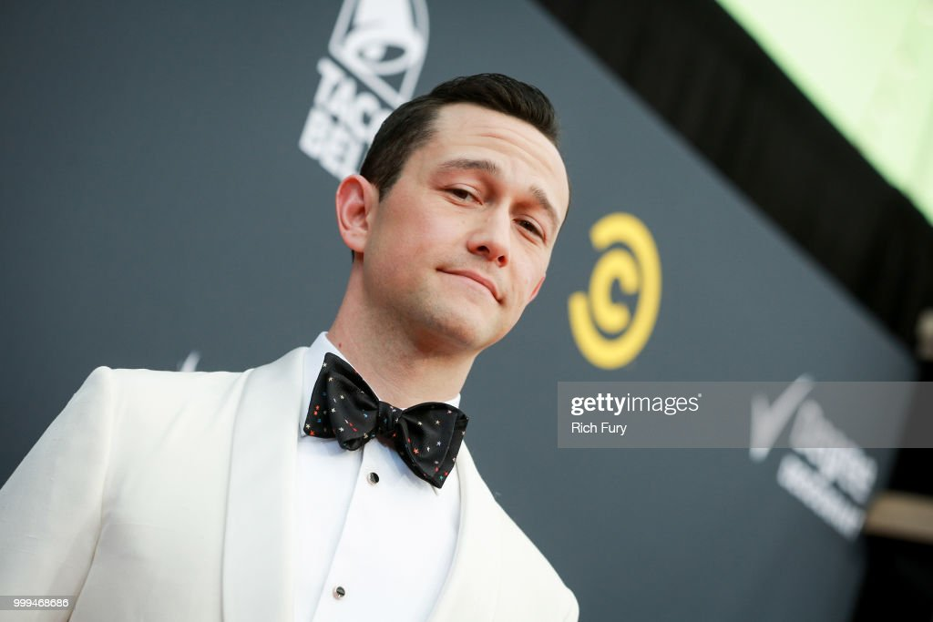 Joseph Gordon-Levitt attends the Comedy Central Roast of Bruce Willis at Hollywood Palladium on July 14, 2018 in Los Angeles, California.