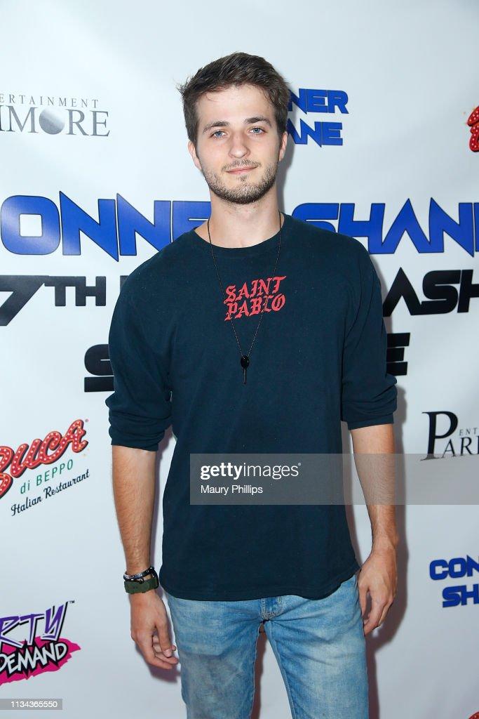 Conner Shane's Birthday Bash : News Photo