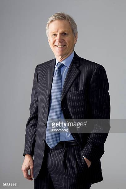 Joseph Gromek president and chief executive officer of The Warnaco Group Inc stands for a portrait in New York US on Wednesday April 28 2010 Warnaco...