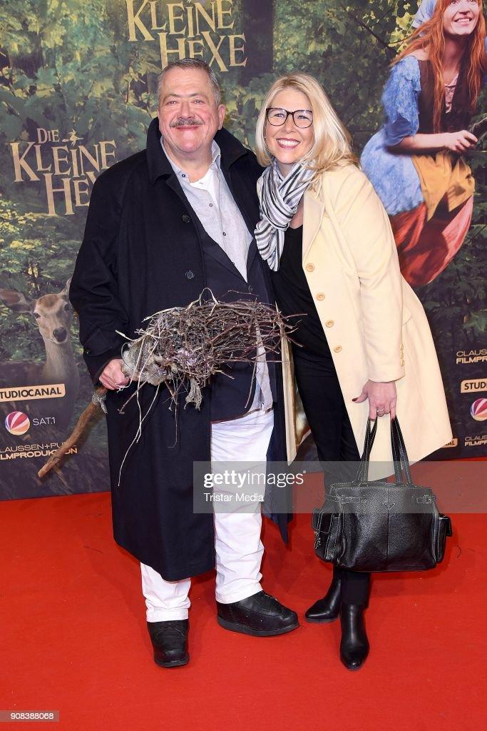 'Die kleine Hexe' Premiere In Munich