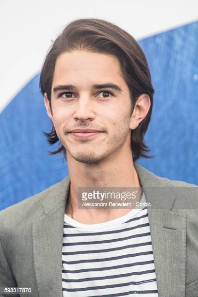 Joseph Haro attends a photocall for 'L'Estate Addosso Summertime' during the 73rd Venice Film Festival at on September 1 2016 in Venice Italy