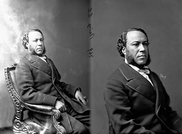 UNS: 12th December 1870: Joseph Rainey Becomes First African American  Representative