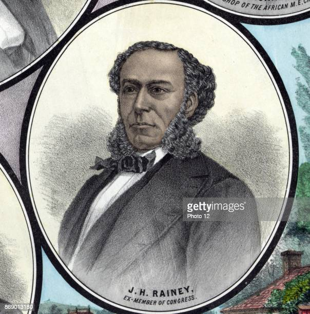 Joseph Hayne Rainey was the first African American to serve in the United States House of Representatives the second black person to serve in the...