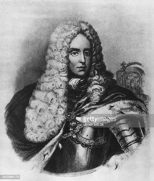 Joseph I. *26.07.1678-17.04.1711+Deutscher Kaiser, Habsburger 1705-1711ältester Sohn von Kaiser Leopold I.1687 ungarischer, 1690 röm.-dtsch....
