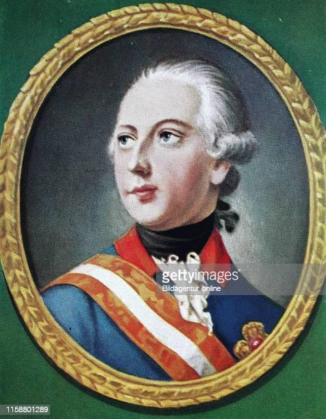 Joseph II, Joseph Benedikt Anton Michael Adam, 13 March 1741 Ð 20 February 1790, was Holy Roman Emperor from 1765 and ruler of the Habsburg lands...