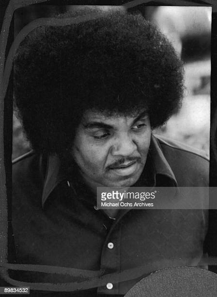 Joseph Jackson the father and manager of The Jackson Five at his home Los Angeles 18th December 1972 A photoshoot for 'Right On' magazine