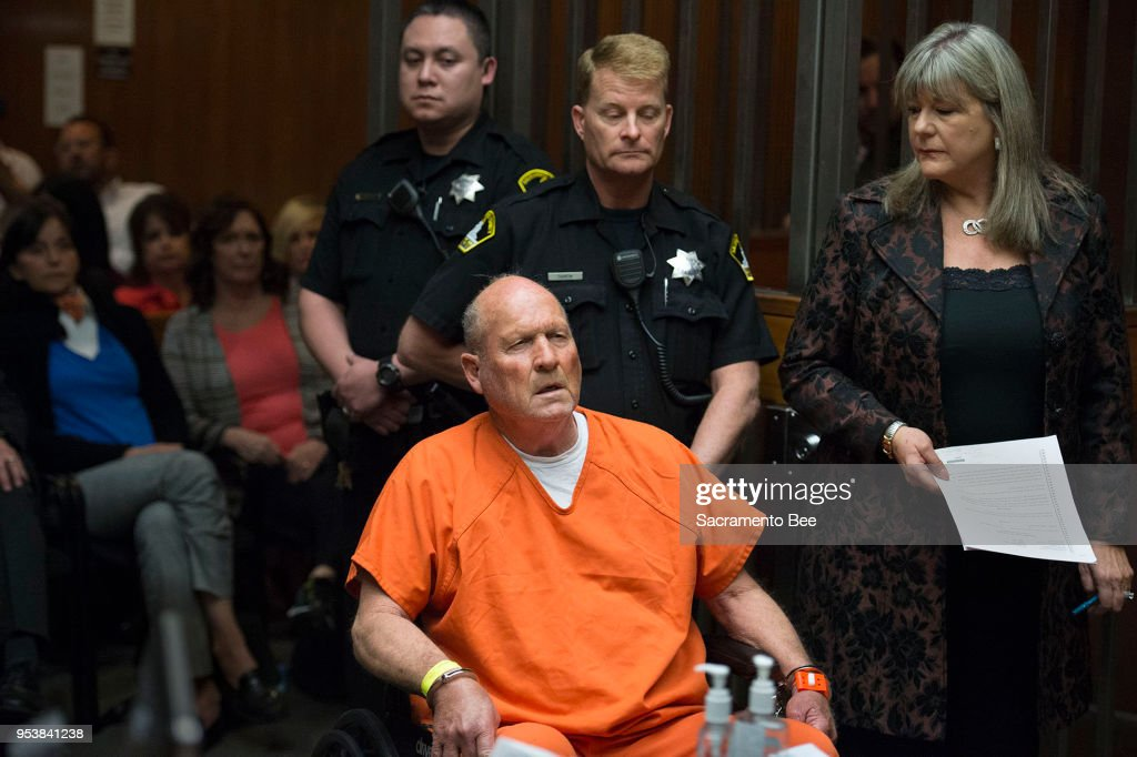 Serial killer suspect faces judge more than 40 years after notorious spree began : News Photo