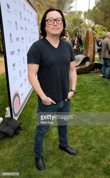 Joseph Kahn attends Variety's Creative Impact Awards and 10 Directors to Watch Brunch Red Carpet at the 29th Annual Palm Springs International Film...