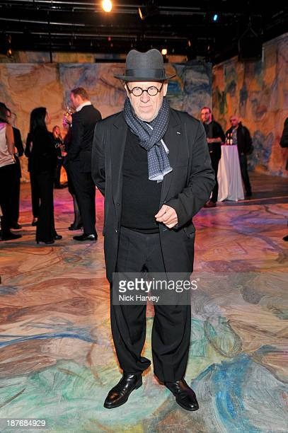Joseph Kosuth attends the book launch of Art Studio America at ICA on November 11, 2013 in London, England.
