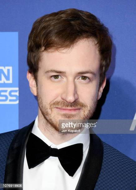 Joseph Mazzello attends the 30th Annual Palm Springs International Film Festival Film Awards Gala at Palm Springs Convention Center on January 3 2019...