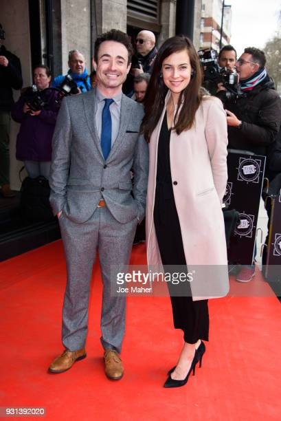 Joseph McFadden attends the TRIC Awards 2018 held at The Grosvenor House Hotel on March 13 2018 in London England