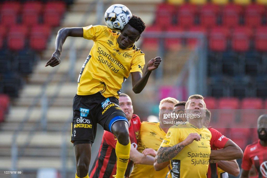 Ostersunds FK v IF Elfsborg - Allsvenskan : News Photo